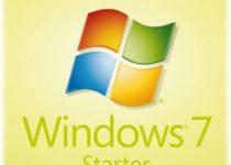 Window 7 starter download