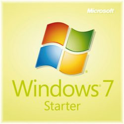 Window 7 starter download